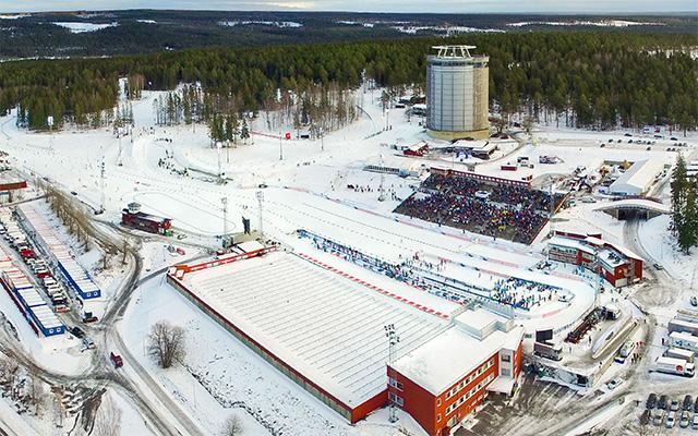 Skidstadion Östersund