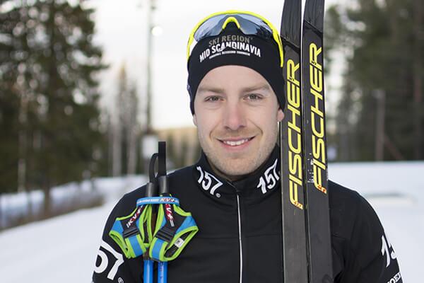 Anton Karlsson - Östersund