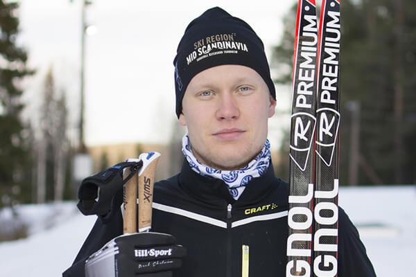 Axel Ekström - Östersund - Coach