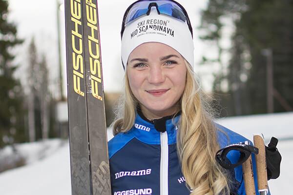 Elin Molin - Östersund - Coach