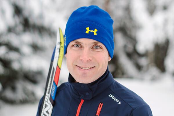Mattias Berglund Coach
