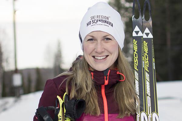 Helena Ekholm - Östersund - Coach