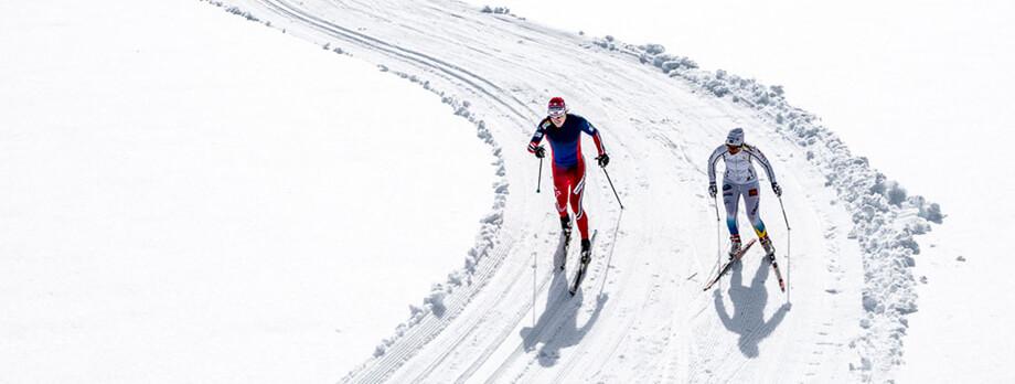 Träna & Boka Ski Region