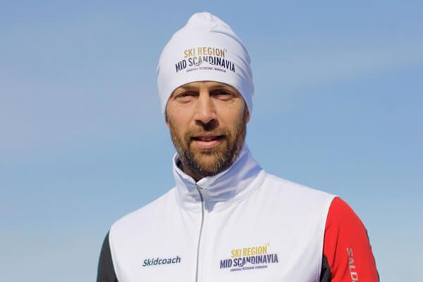 Mats Larsson - Ski Region Coach
