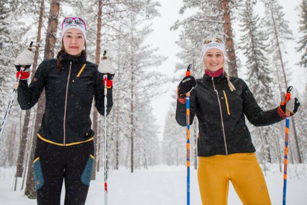 Johanna Skalman Skidor Coach